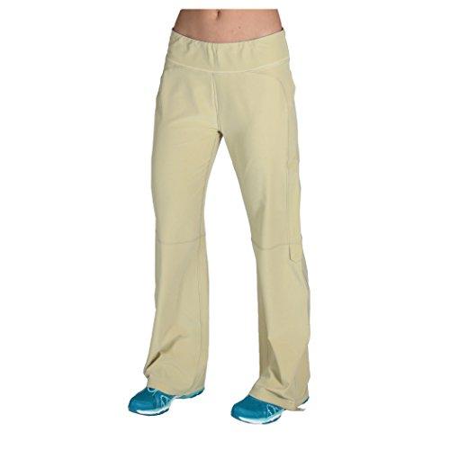 (Alex + Abby Women's Plus-Size in-Motion Pant 3X Sandstone Tan)