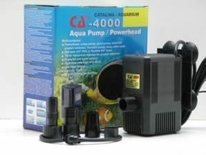 Catalina Aquarium- Inc 750-42223 Catalina Aquarium CA 4000 Aqua Pump- Powerhead 1300 GPH