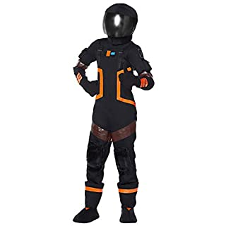 Kids Fortnite Dark Voyager Costume - M