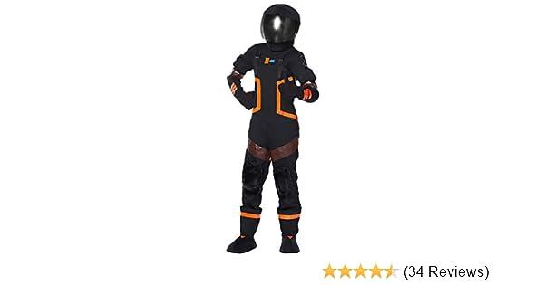 612966e11 Amazon.com  Spirit Halloween Kids Fortnite Dark Voyager Costume  Clothing