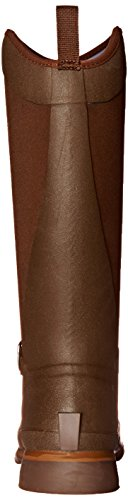 Chocolate Tall Women's Boots Reign Bison Rubber Riding Muck Ytz5xFwF