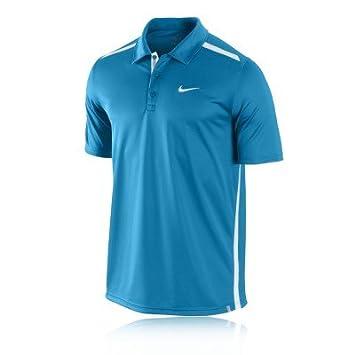 premium selection e1ec8 cb7f4 Nike N.E.T Dri-Fit UV Polo Tennis T-Shirt - X Large