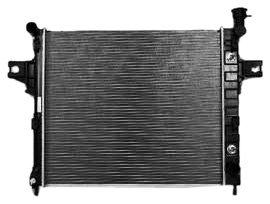 TYC 2336 Jeep Grand Cherokee 1 Row Plastic Aluminum Replacement Radiator