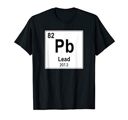 Heavy Metal Rock Band Lead Pb Periodic