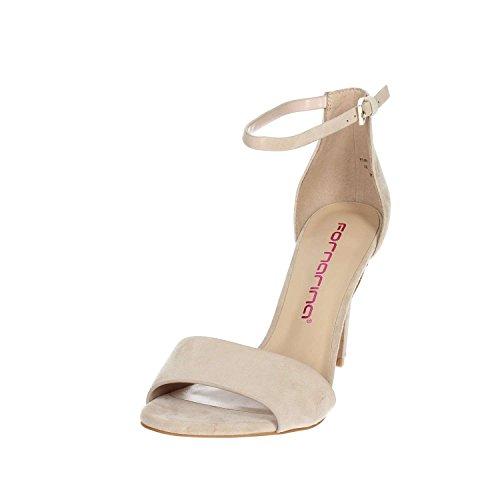 PE17AT1106S067 Sandal Women Pink Light Dusty Fornarina 7qpdw7
