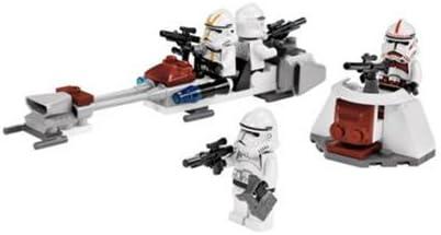 LEGO Clone Troopers Battle Pack 7655: Amazon.es: Juguetes y juegos