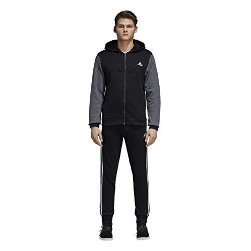 Dark Adidas Survêtement Energize Grey Blanc Homme Noir Heather ZwAZI