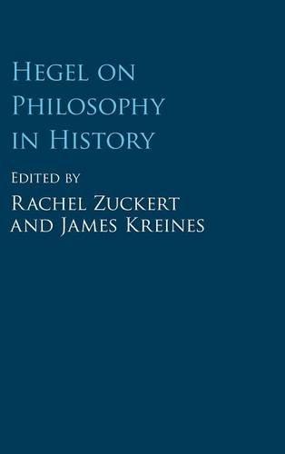 Read Online Hegel on Philosophy in History pdf