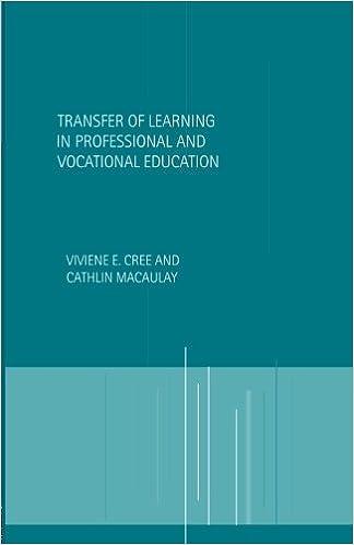 Lue online-kirjoja ilmaiseksi ilman lataamista Transfer of Learning in Professional and Vocational Education: Handbook for Social Work Trainers 0415204194 PDF DJVU FB2