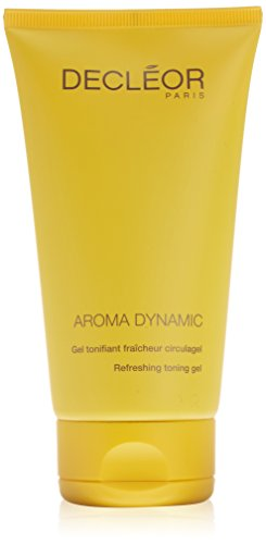 Aroma Dynamic Refreshing Toning Gel by Decleor for Unisex -