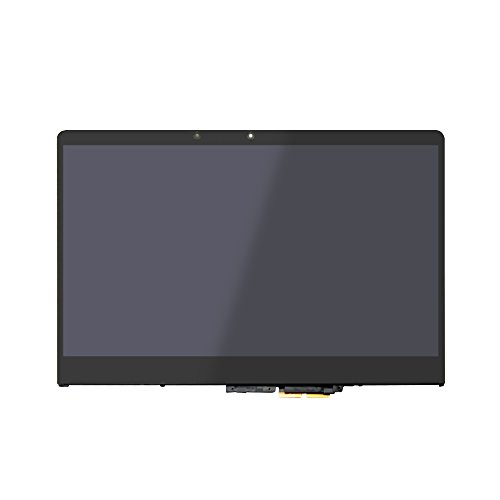 LCDOLED 14.0 inch FullHD 1080P LED LCD Display Touch Screen Digitizer Assembly + Bezel For Lenovo YOGA 710-14IKB 80V4 -