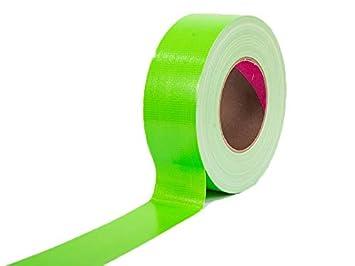Gaffa Gaffer Tape Gewebeklebeband Lasso Panzertape Klebeband grün Racefoxx