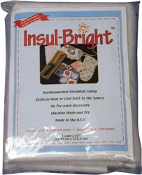 Warm Company Warm Company Insul Bright Insulated Lining 36''X45'' 6345; 2 Items/Order by Warm Company