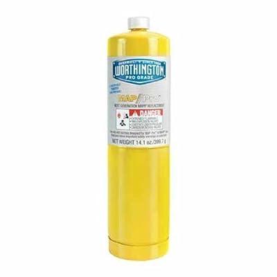Ez-Flo 85354 Mapp Pro Gas Fuel Cylinder
