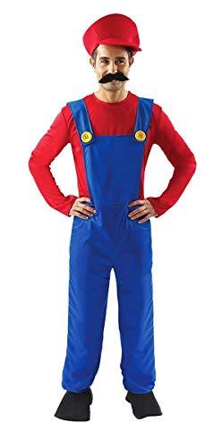 Plumber Mens Costume -