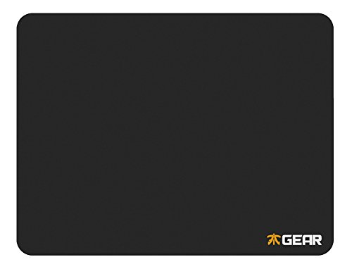 Computer Gear Mouse (Fnatic Gear Focus Pro Gaming Cloth Mouse Pad (XL Size) - 15.8 x 12 Inches)
