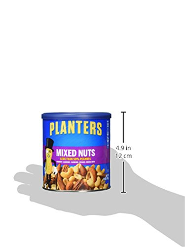 029000016705 - Planters Mixed Nuts, Regular, 15-Ounce (Pack of 3) carousel main 8
