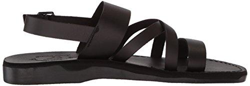 De Sandale Noir Jérusalem Sandales Silas Jérusalem Hommes Les Sandales Hommes Les De Silas 570q0CnwPp