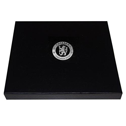 Chelsea FC - Reiseetui & Gepäckanhänger - Offizielles Merchandise - Geschenkverpackung für Fußballfans