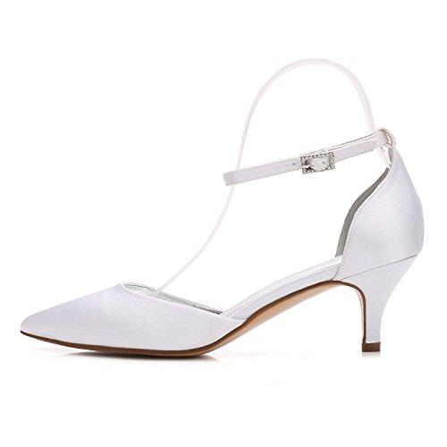 Noche Zapatos Sandalias Colores Blue Mujer Boda Elegant Punta high Boda Boda shoes Para Disponibles de de y Más con Fiesta Zapatos Rx0xOq6wnF