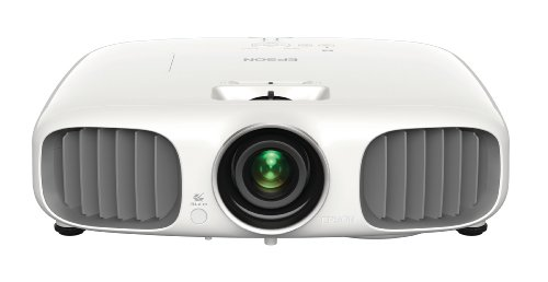 Epson PowerLite Home Cinema 3020e 2D and 3D 1080p Wireless Home Theater Projector (Full 3d Projector 1080p)