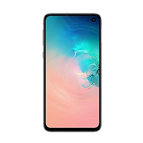 Samsung Galaxy S10e Factory Unlocked Phone with 128GB (U.S. Warranty), Prism White (Renewed) by Samsung