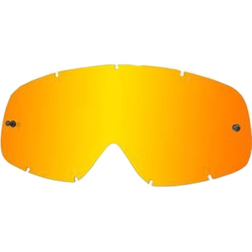 Oakley O-Frame MX Replacement Lens (Fire Iridium, One Size)