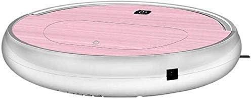 FENGTING Robot Nettoyeur de Robot Intelligent aspirateur Domestique Balayer Cleaner Balayage Glisser la Machine d\'aspiration, Orange (Couleur: Rose) (Color : Pink) Pink