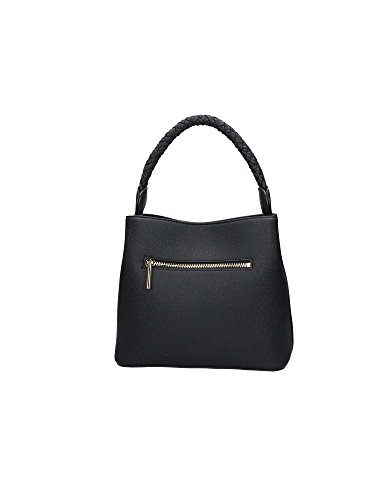 LIU JO BASKET BAG A18101E0499-22222 BLACK