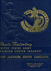 (Custom Reprint) Yearbook: 1959 US Army Training Center - Yearbook (Fort Jackson, SC)