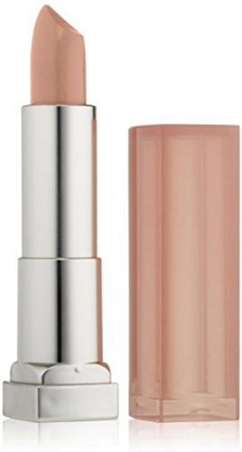 Maybelline New York Color Sensational The Buffs Lip Color, Blushing Beige 0.15 oz (Pack of 2)