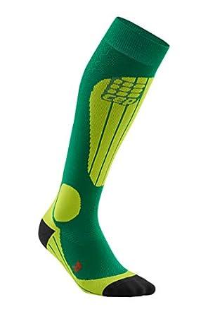 CEP Ski Thermo Socks for Performance Women/'s Thermal Compression Ski Socks