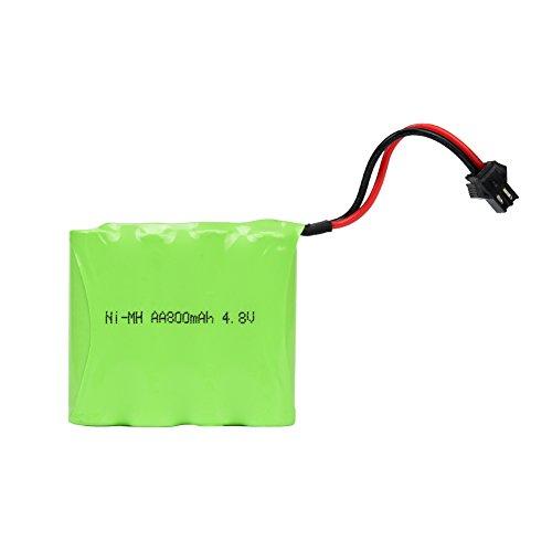 800 Mah Replacement Battery - 5