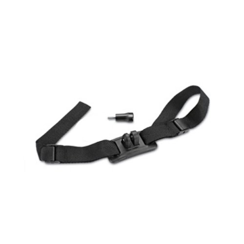 Garmin Vented Helmet Strap One Color, One (Garmin Domes)