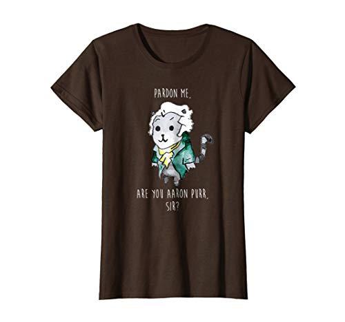 The Hamilton Cat T-Shirt Tee Shirt Comfy T