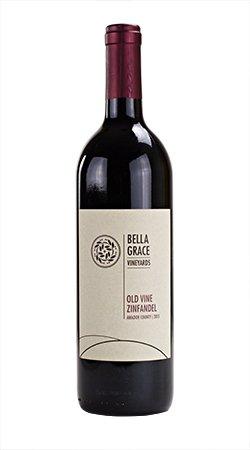 Zinfandel Old Vine (2013 Bella Grace Vineyards Amador County Old Vine Zinfandel 750)