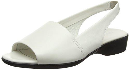 White Femme Ecru Aerosoles Owh Bride Cush Flow Off Sandales Vanity Arriere wxOwHgBzqn