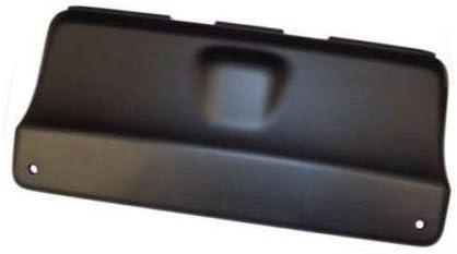 New Genuine Passat CC 09-12 Rear Bumper Tow Hook Black Cover Cap 3C88073979B9