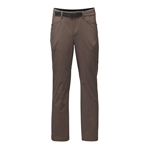 The North Face Men's Straight Paramount 3.0 Pants Weimaraner Brown 32 R