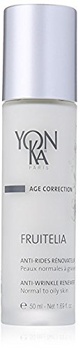Yonka Age Correction Fruitelia Png Anti-Wrinkle Renewer-Normal To Oily Skin for Unisex, 1.69 Ounce