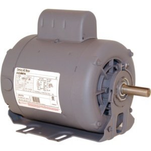 A.O. Smith Capacitor Start Resilient Base Motor 208-230/115 Volts 1725 RPM 3/4 H.P. ()