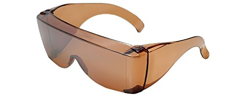 Calabria 3000 Large Square Over UV Protection in Copper
