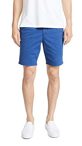 Rag & Bone Standard Issue Men's Classic Chino Shorts, Workwear Blue, -
