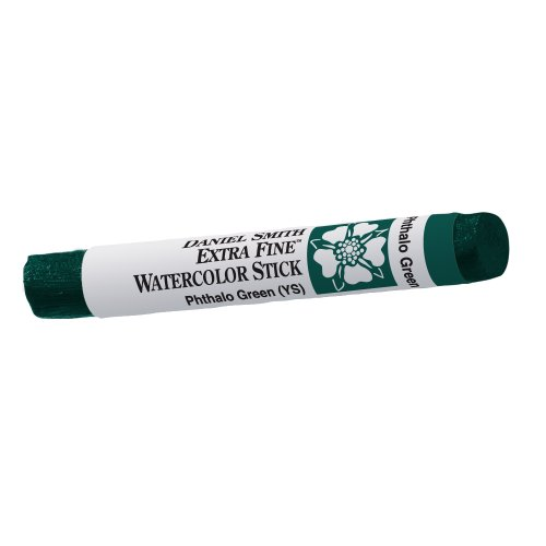 Daniel Smith Extra Fine Watercolor Stick 12ml Paint Tube, Phthalo Green Yellow Shade (Green Tints Phthalo)