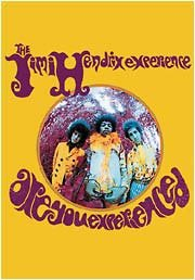 Jimi Hendrix - Are You Experienced Textile Poster