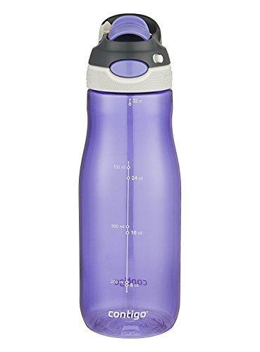 Contigo AUTOSPOUT Damen Chug Water Bottle, 32 oz, Grapevine