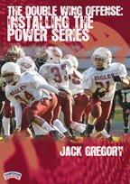 - Jack Gregory: The Double Wing Offense: Installing the Power Series (DVD)