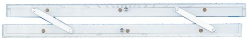Weems & Plath Marine Navigation Parallel Ruler (24-Inch)