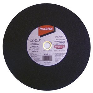 MAKITA 14 In. Cut-Off Wheel by Makita