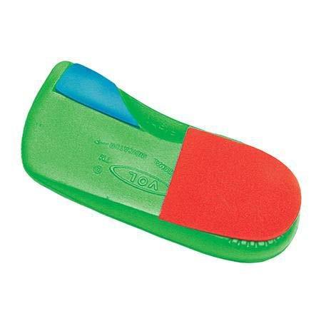 Vasyli Heel Lifts Foot Supports 6mm – Medium (5 Pairs)